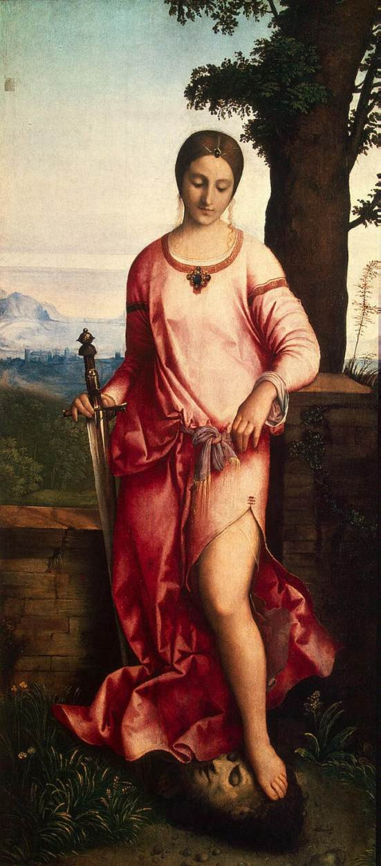 Giorgio da Castelfranco called Giorgione Judith